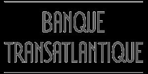 Logo Banque Transatlantique - Partenaire du Club IN.