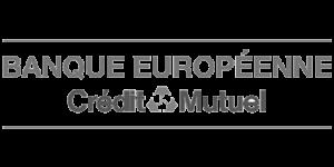 Logo Crédit Mutuel - Partenaire du Club IN.